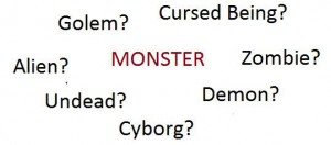 How to Classify Frankenstein's Creation