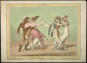 La Waltz Le Bon Genre 1810