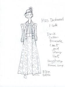 Mrs-Dashwood