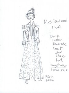 Mrs-Dashwood